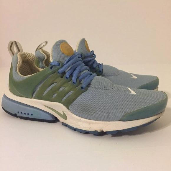 Vintage OG Nike Presto Blue Womens XS 6 6.5 7. M 5b26a67eaa571937b6368ec0 91e93780d8
